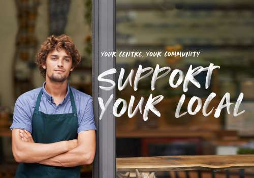 Support Your Local